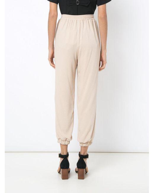 clochard trousers - Nude & Neutrals OLYMPIAH Bh6blW1O7M