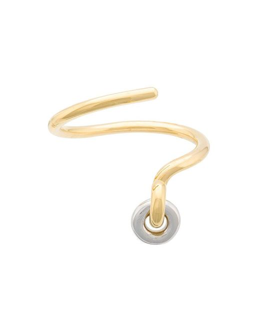 Charlotte Chesnais | Metallic Spiral Bracelet | Lyst