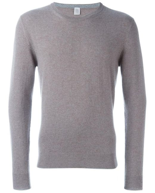Eleventy - Multicolor Classic Jumper for Men - Lyst