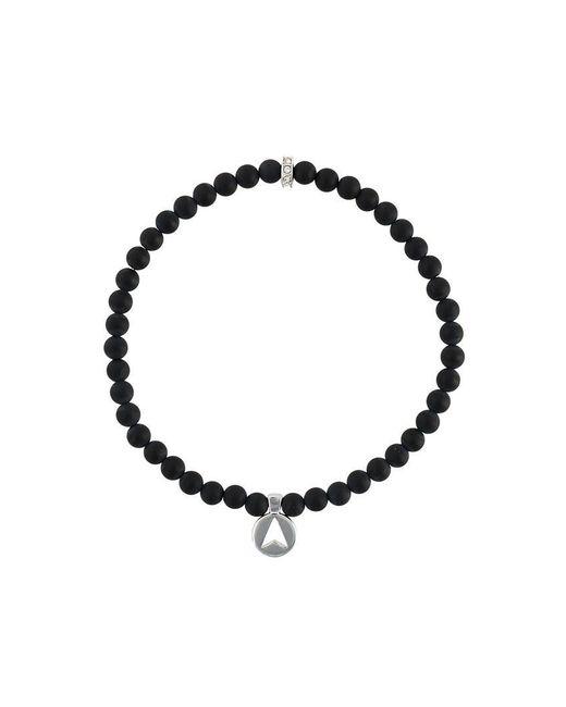 Northskull | Black 'matt' Bracelet | Lyst
