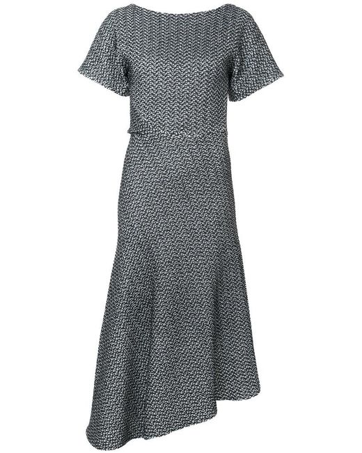 Maticevski - Black Quantrum Dresss - Lyst