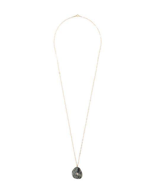 Cvc Stones - Green Void Necklace - Lyst