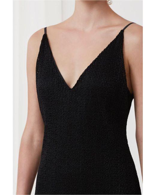 Keepsake - Black She's Gone Mini Dress - Lyst