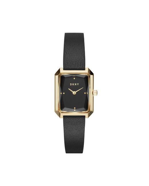 DKNY - Ny2644 Cityspire Watch Black - Lyst