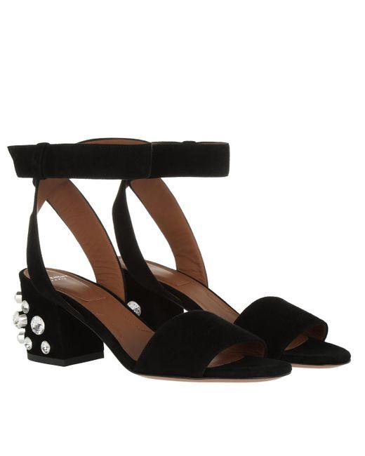 Givenchy | Sandale 6 Paris Black | Lyst