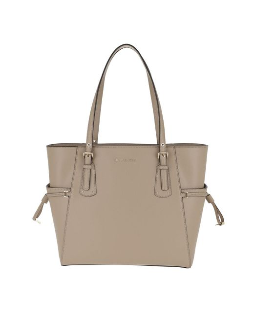 a7c84af8a6f0 Michael Kors - Multicolor Voyager Ew Tote Truffle - Lyst ...