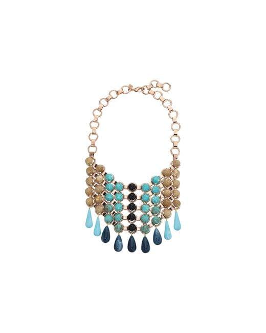 DANNIJO   Multicolor Medine Necklace   Lyst