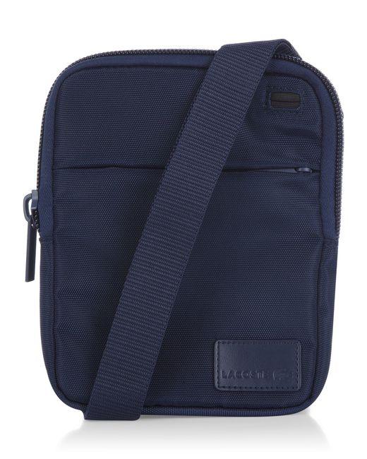 Lacoste | Blue Medium Messenger Bag for Men | Lyst