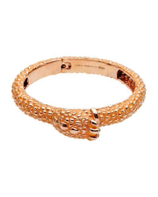 KENZO | Orange Bracelet | Lyst