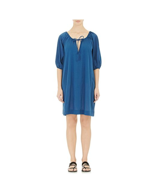 Eres Cover-up Dress in Blue | Lyst