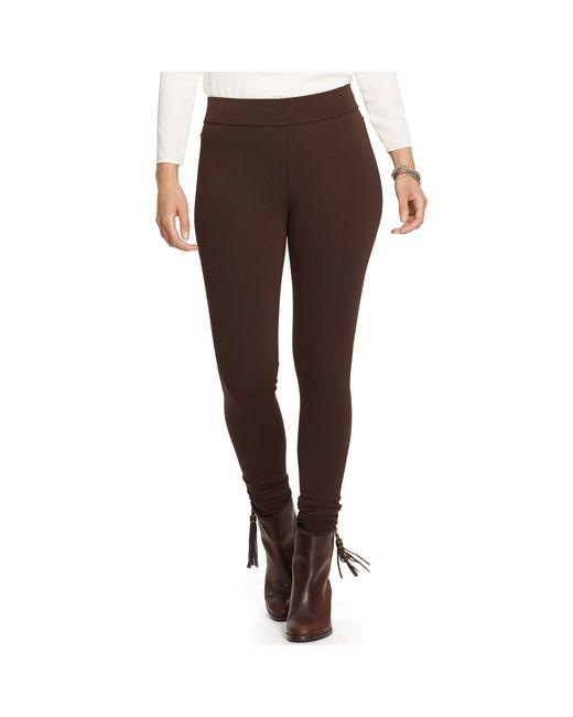 Ralph Lauren | Brown Casual Pants | Lyst