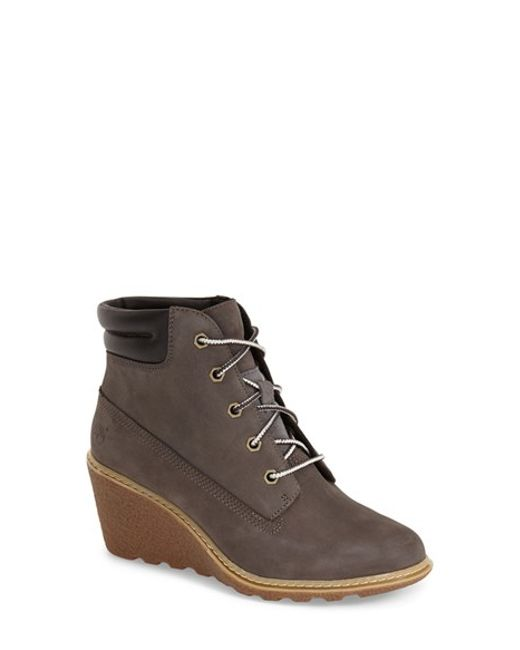 Timberland | Gray Earthkeepers 'amston' Boot | Lyst