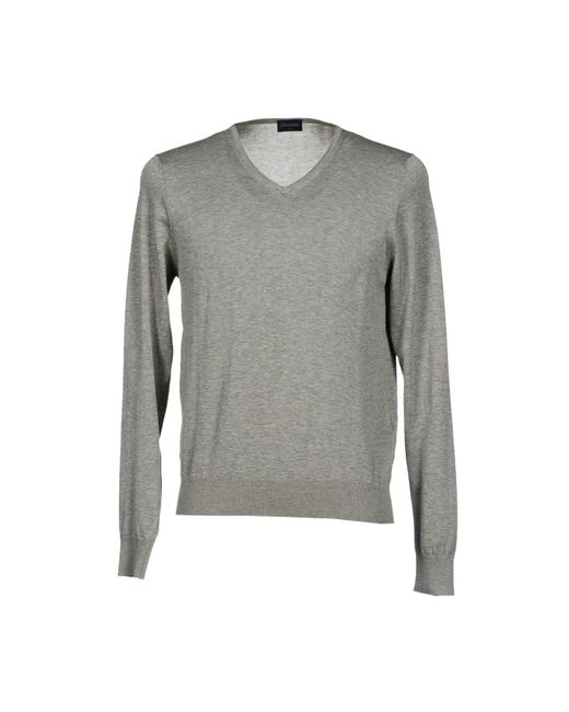 Drumohr | Gray Sweaters for Men | Lyst