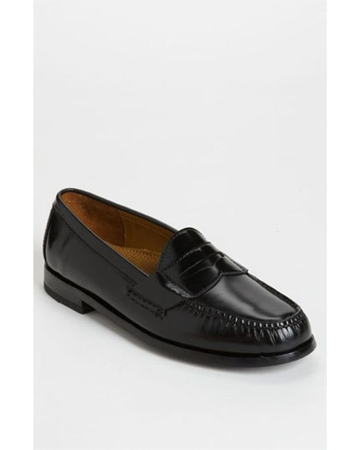 Cole Haan | Black Pinch Penny Loafer for Men | Lyst