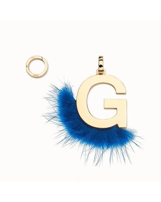 Fendi - Blue Abclick G Abclick G - Lyst