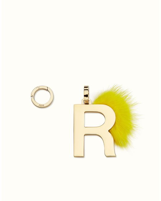 Fendi   Yellow Abclick R Abclick R   Lyst