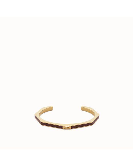 Fendi - Multicolor Baguette Bracelet Baguette Bracelet - Lyst
