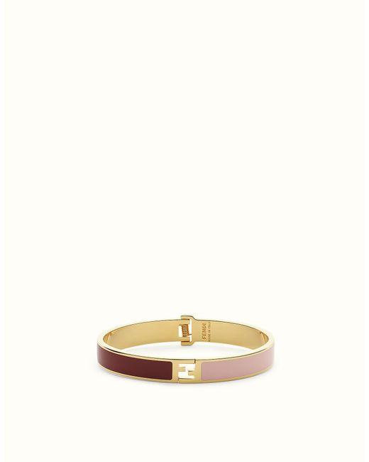 Fendi | Black The Sta Bracelet The Sta Bracelet | Lyst