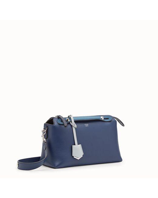 ... Fendi - Blue By The Way Regular - Lyst ... 5ab4e95de3432