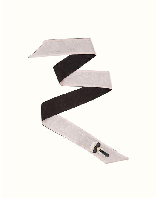 Fendi | Black Karlito Wrappy Karlito Wrappy | Lyst