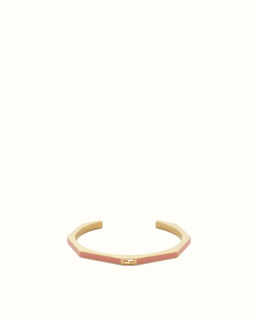 Fendi - Pink Baguette Bracelet Baguette Bracelet - Lyst