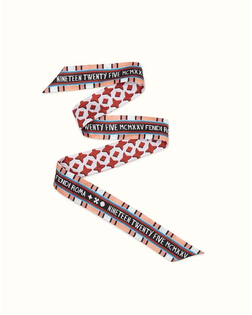 Fendi | Multicolor Heritage Wrappy Heritage Wrappy | Lyst