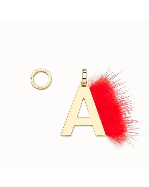 Fendi - Red Abclick A Abclick A - Lyst