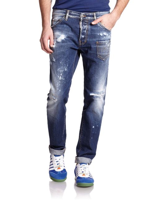 DSquared² | Blue 'cool Guy' Jeans for Men | Lyst