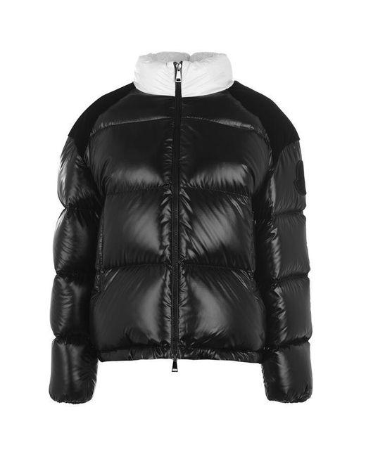 Moncler Black Chouelle Padded Jacket
