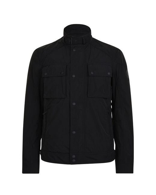 Belstaff Black Racemaster Jacket for men
