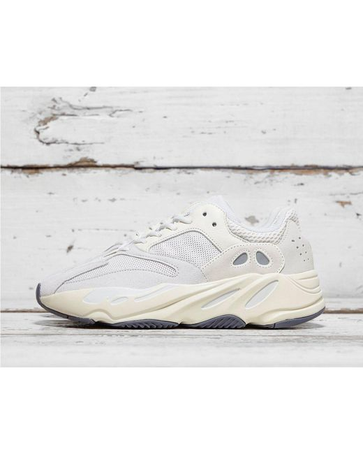 cheapest price wholesale price special sales Men's White Yeezy 700 Boost