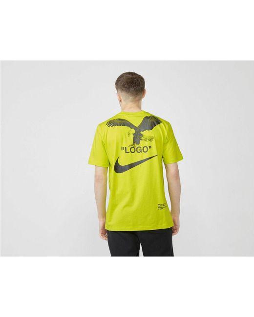 94a310cb0bb3b2 ... Nike - X Off-white Nrg A6 T-shirt for Men - Lyst ...