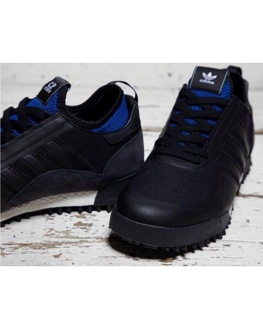 reputable site 9cafb 7932d ... Adidas Originals - Black X C.p. Company Marathon for Men - Lyst ...