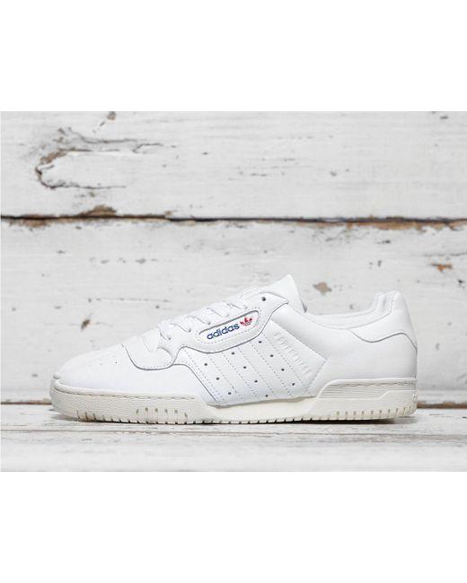 4e15b851c4764 Adidas Originals - White Powerphase for Men - Lyst ...