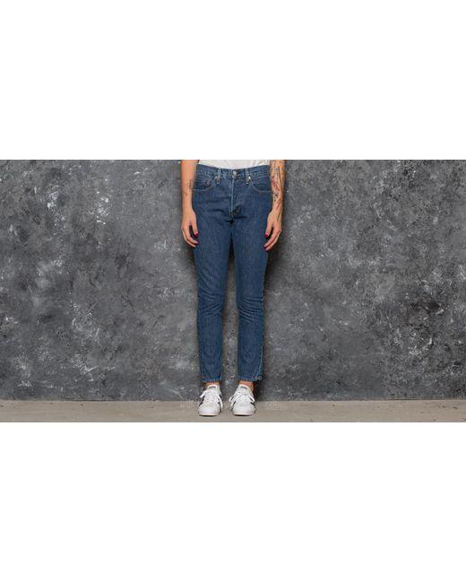 Footshop - Blue Levi's® 501 Skinny Jeans Pop Rock - Lyst