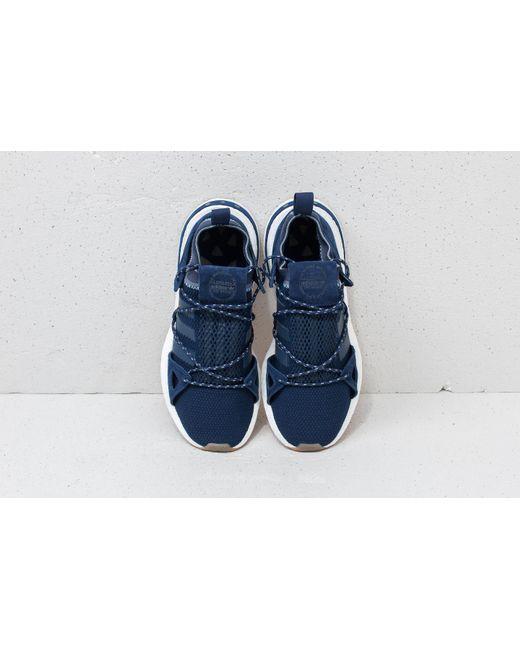 Lyst - adidas Originals Adidas Arkyn W Dark Blue  White  Gum in Blue ... 06e2e11ce
