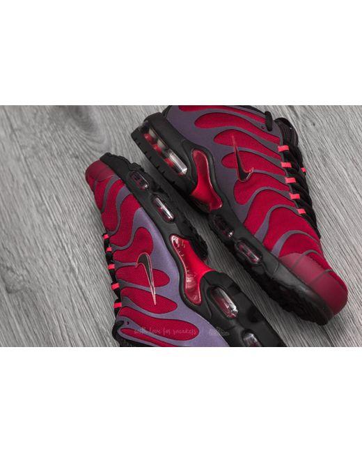 quality design c613d e9951 Nike Multicolor Air Max Plus Tn Ultra Noble Red Port Wine for Men ...