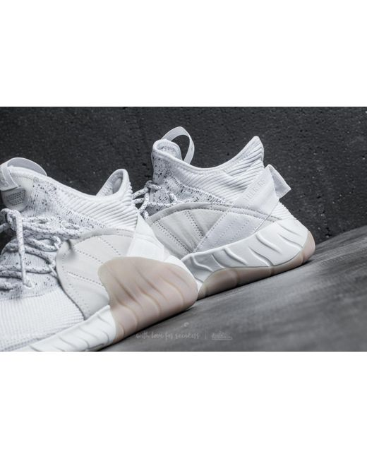 Cheap Adidas Tubular Rise Primeknit Shoes White Cheap Adidas US