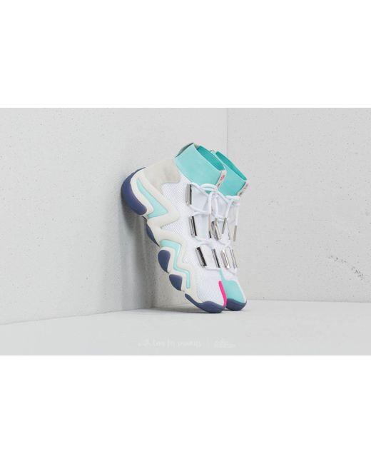 huge discount 77ae0 28abc Adidas Originals - X Nice Kicks Crazy 8 Adv Ftw White Off White Energy ...