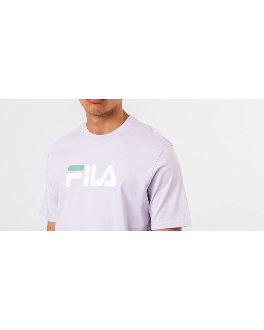 6b81880b ... Fila - Pink Eagle Brand Tee Pastel Lilac for Men - Lyst