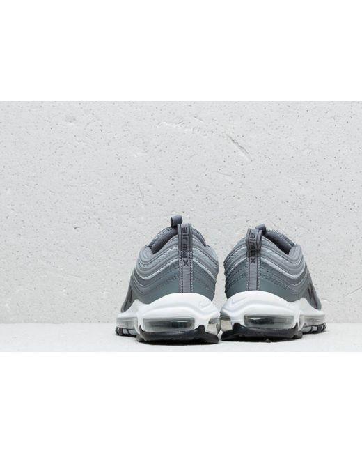 Nike Rubber Air Max 97 Essential Cool Grey Wolf Grey
