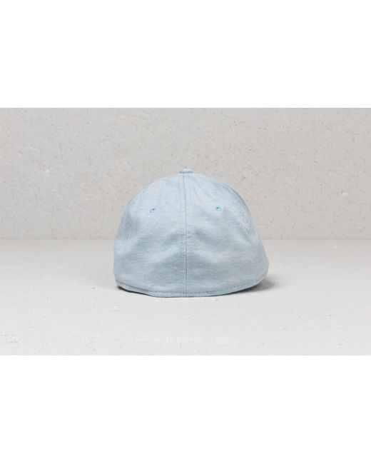 save off 06fc4 8ef0d ... low price ktz 39thirty mlb jersey brights new york yankees cap light  blue for men lyst