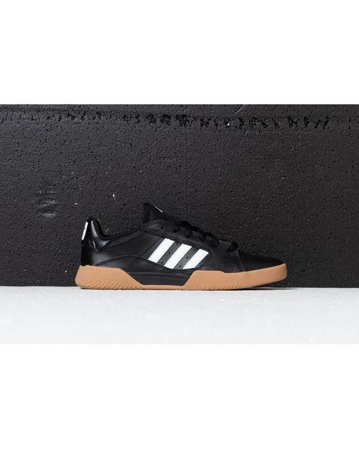 1eb9fc3f6083 ... Adidas Originals - Adidas Vrx Low Core Black  Ftw White  Gum 4 for Men  ...