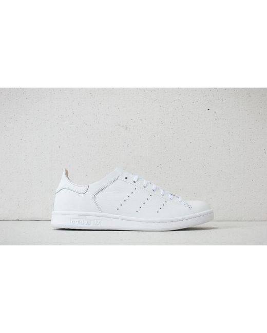 promo code 0abc4 0bc30 ... Adidas Originals - Adidas Stan Smith Leather Sock Ftw White  Ftw White  Ftw  White ...