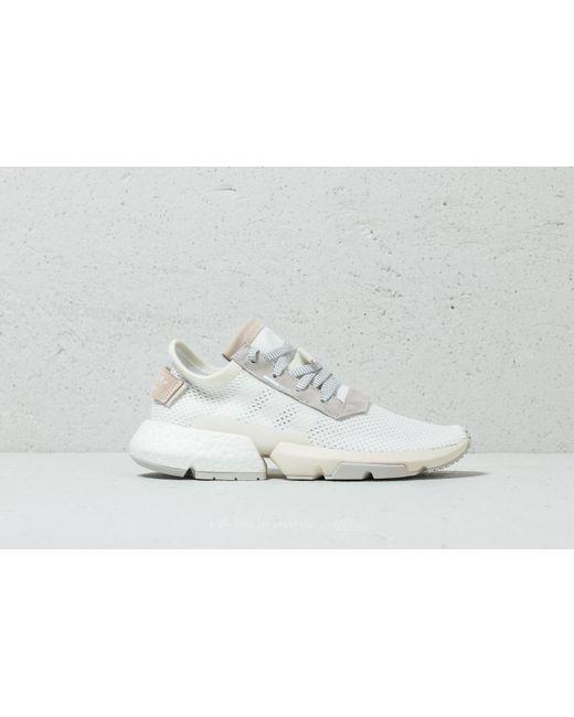 brand new 4692a 39094 ... Adidas Originals - Adidas Pod-s3.1 Ftw White Ftw White Grey ...