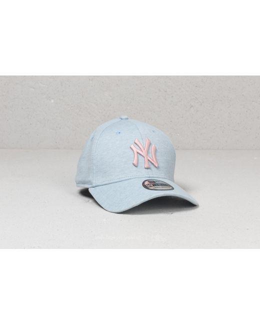 aadd755f7b0 KTZ - 39thirty Mlb Jersey Brights New York Yankees Cap Light Blue for Men -  Lyst ...