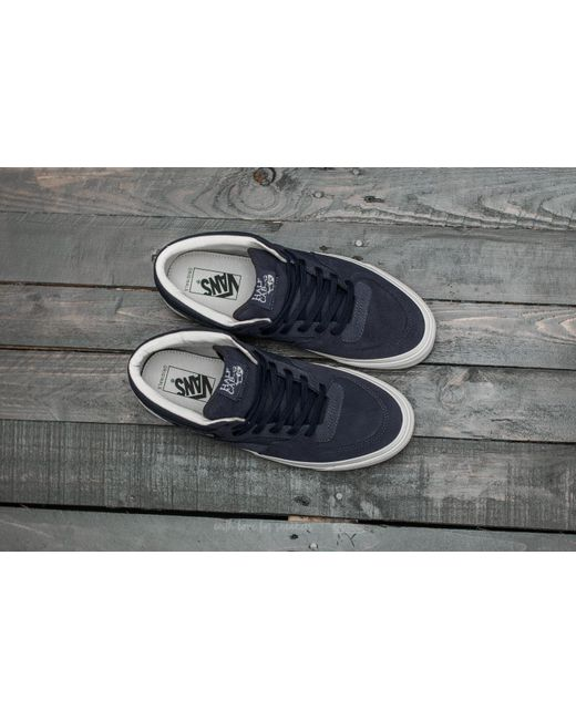 Vans OG Half Cab LX (Suede/ Canvas) Parisian Night