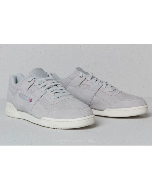 f6fc5a329ae ... Reebok - Multicolor Reebok X Montana Cans Workout Plus Marble  Chalk  for Men - Lyst