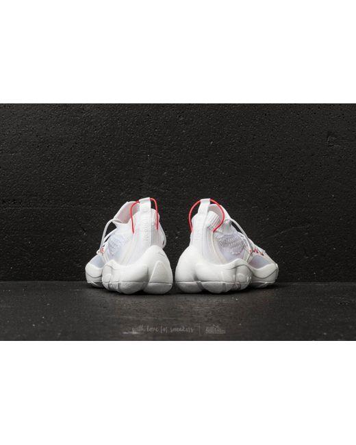 9bbd684b9a15 ... Reebok - Reebok Dmx Fusion Nr White  Black  Neon Cherry for Men - Lyst  ...