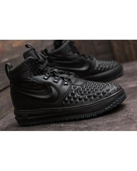 Lyst Nike Lunar Force 1 Duckboot '17 (gs) Black/ Black anthracite